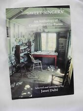 'Sweet Singers': An Anthology of Carmarthenshire Poems - Janet Dube, 2000