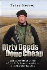 Dirty Deeds Done Cheap, Peter Mercer, New Book