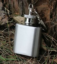 Home Kitchen Keychain1oz Flagon Portable Hip Flask Mini Alcohol Tool 4.3*1.8*4.5