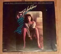 Various – Flashdance OST Soundtrack Vinyl LP Album 33rpm 1983 PRICE 111
