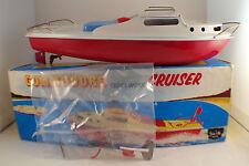 Sutcliffe bateau Commodore Clockwork Cruiser canot hors-bord moteur à clé 32 cm