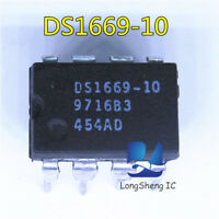 1PCS DS1669-10 IC RHTAT DALLASTAT 10K 8-DIP 1669 DS1669 1669-10 new
