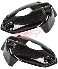 BMW R1200GS Engine Valve/Cylinder Head Guard Cover Protectors 100% Carbon Fiber