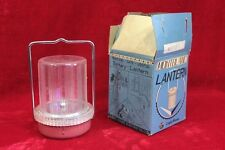 Old Vintage Lantern Electric Table Lamp Collectible Decorative PI-68