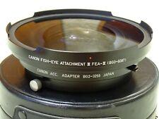 CANON FISH-EYE ATTACHMENT III FEA-III BG0-6087