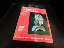 Lapidary Journal Gem Cutting Magazine : May 1969
