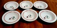 Anchor dinnerware holiday set