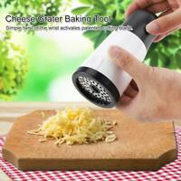 Stainless Steel Cheese Mill Grater Butter Shredder Mincer Baking Kitchen Tool