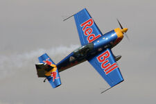 Giant Sport Scale Extra 300 Aerobatic Plane Plans, Templates, Instructions 80ws