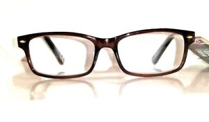 Premium Foster Grant City Sights Franklin Tortoise Brown Reading Glasses MSRP$35