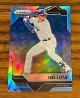 2017 Panini Prizm light blue #31 Kris Bryant 288/299 - Cubs