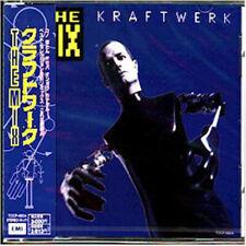 KRAFTWERK - The Mix Japan Import CD+OBI TOCP-6604