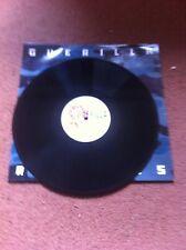 "Minimal Man - Minimal Man EP. 12"" /Guerilla – GRRR 54 / 1993 / VG+"