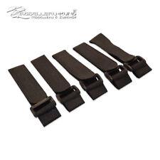 5x Empfänger Lipo Akku 2s 3s Klettband Schwarz 205mm x 20mm  Belt-CP T-Rex 450