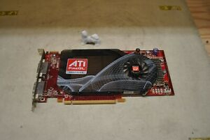 ATI FIREGL GRAPHICS CARD V5600 512MB PCI-E DDR4 128 BIT DUAL DVI (EX) FREE SHIP