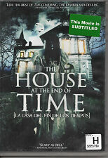 "MAKE OFFER FREE SHIP ""House at the End of Time"" (DVD, 2014) horror thriller"