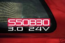 S50B30 3.0 24v Adhesivo para BMW e36 M3