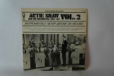 Artie Shaw and his Orchestra (1937-1938) Vol.2, Vinyl (18)