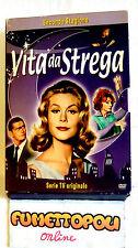 VITA DA STREGA Serie TV Cofanetto DVD SECONDA STAGIONE edizione ITALIANA RARO!