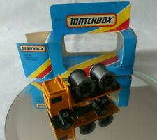 Matchbox - Superfast -  MB 26 Cable Truck Volvo  -  OVP