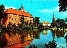 Winsen / Luhe , Schloß und St. Marien , Ansichtskarte , gelaufen
