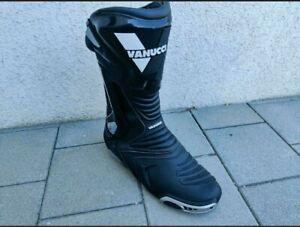 Vanucci Motorradstiefel/Schuhe *Neuwertig*