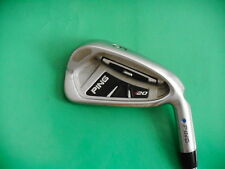 PING i20 BLUE DOT 6 IRON STIFF FLEX STEEL