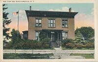 SCHUYLERVILLE NY - Red Lion Inn