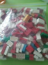 Freezer Bag of LEGOS Lego Parts and Pieces