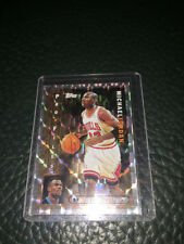 Michael Jordan Not Autographed Basketball Trading Cards