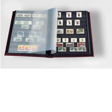 Lighthouse 313766 A4 Stock Book 16 Black Pages Non-padded Co