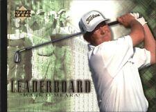 2001 Upper Deck Golf Leaderboard Mark O'Meara