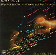 John Williams Paul Hart Concerto For Guitar & Jazz NATIONAL YOUTH JAZZ ORCH RAR!