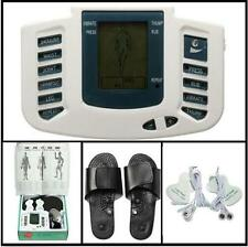 USA Electronic Massager Muscle  Pain Relief Relaxation Pulse Massage Full Body