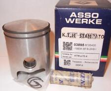 Later SACHS Penton KTM 125 2-ring 55.4mm FORGED piston assy, ASSO Italy 03895