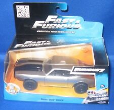 FAST & FURIOUS MOVIE ROMAN'S CHEVY CAMARO  1:32 DIE CAST COLLECTIBLE CAR