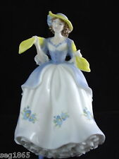 ROYAL WORCESTER LIMITED EDITION FIGURINE - SWEET DAISY