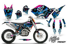 AMR Racing KTM C5 SX/XC/XCW/XCFW Graphic Kit MX Bike Wrap Decals 07-11 FRENZY
