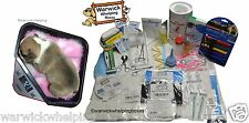 Warwick Deluxe plus Whelping Kit Dog Puppy Scales & Trixie ID Collars S/Mx12