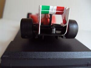 Ferrari 150° Italia 2011 Fernando Alonso F1 1:43 No Minichamps Tameo BBR