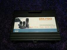 SUPERLUX DRK-F5H3 8 Piece Drum Mic Set- Microphone Drum Pack