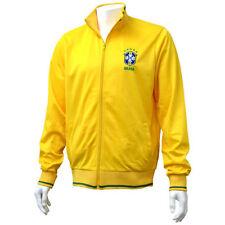 Abrigos y chaquetas de hombre talla L amarillo de poliéster