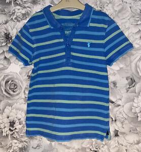 Boys Age 6-7 Years - Bluezoo Short Sleeved Polo Shirt