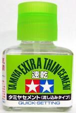Tamiya 87182 Tamiya Extra Thin Cement Quick Setting