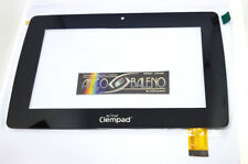 VETRO+TOUCH SCREEN CLEMENTONI MyFIRST CLEMPAD 6.0 PLUS NERO V38189 DISPLAY 16602
