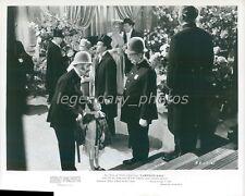 1947 Carnegie Hall Jascha Heifetz Leopold Stokowski Original Press Photo