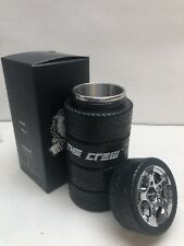 The Crew Tyre Drinking Flask Official Promo Ubisoft Xbox One 360 PS4 PS3