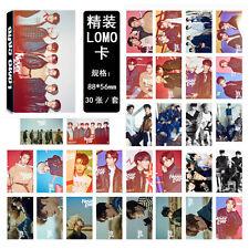 K-pop got7 Never Ever Lomo Cards JACKSON BamBam JB Jr Photocards Picture 30pcs