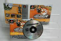 Tony Hawk's Pro Skater 4 PS1 Video Game 2003 Platinum PAL Playstation One