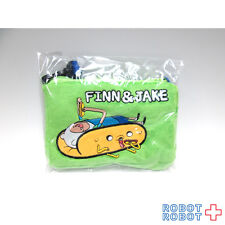 Adventure Time ID Pass Pouch 【HOTDOG】FuRyu Japan UFO Plush